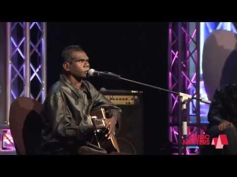 Music Matters 2013 - Artist Keynote Performance: Gurrumul Yunupingu