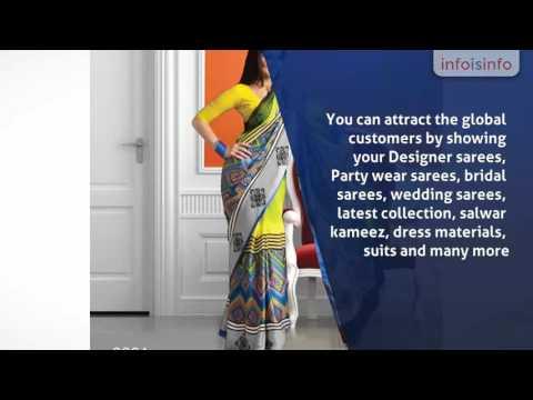 Business Websites in Surat - sareesmarket - InfoIsInfo