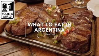 What to Eat in Argentina (it's more than just Steak)