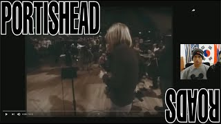 """Reaction: """"roads"""" by portishead"""