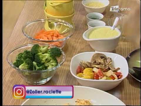 Cacerola de pollo y vegetales