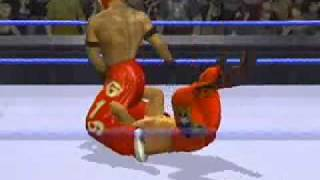 rey mysterio 619 in smackdown vs raw 2007
