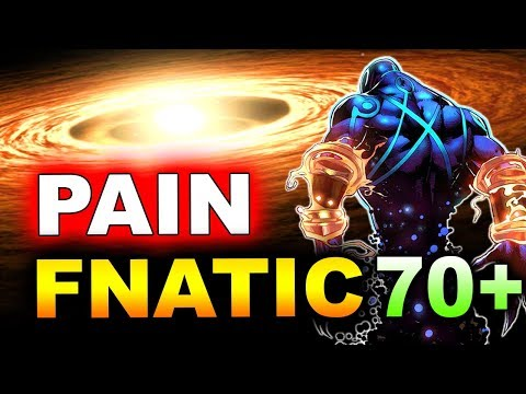FNATIC vs PAIN - AMAZING GAME 70+ MIN! - SUMMIT 9 DOTA 2