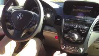 2013 Acura RDX Review and Test Drive