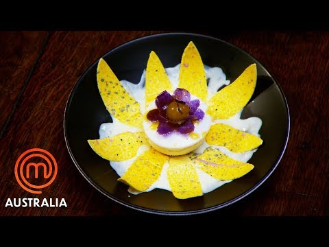 The Passion Flower Pressure Test | MasterChef Australia | MasterChef World
