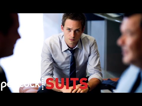 Harvey Goes To The Rescue   Suits