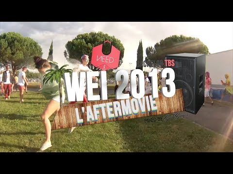 Aftermovie WEI 2013 - BDE Uneed Toulouse