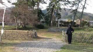 敵の首実験をした場所。 石田三成陣地に近所にある。 Place where enemy...