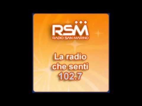 Paola Iezzi (Paola&Chiara) @ Radio San Marino