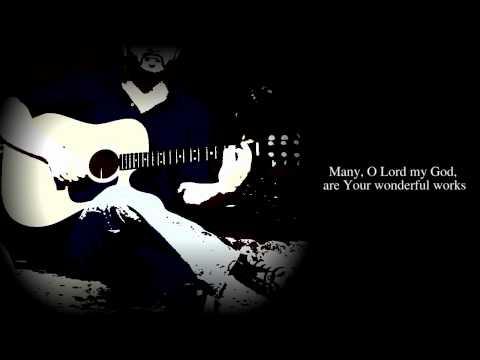 My ears You have Opened / Psalm 40 - Worship Praise Song / Lyrics (Raw Demo)