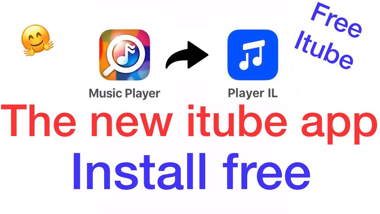 How get *Itube* for free on ios 11 all iphone and ipad (playtube app)