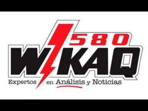 Entrevista con Rubén Sánchez (WKAQ 580 AM) - 10 de abril de 2014