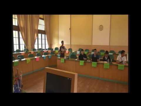 ASEAN + 3 Bioceramics and Tissue Engineering Summer Course