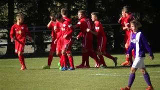 Fussball C-Junioren FC Erzgebirge Aue - RB Leipzig 31.10.2015