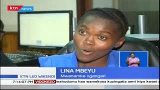 Mwanamke Ngangari: Lina Mbeyu akataa kujihurumia kwa sababu ya hali yake ya kuwa na mahitaji maalum