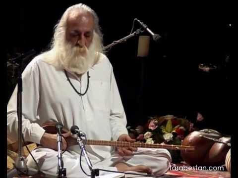 Lotfi  Taknavazi Setar   Niavaran Concert     تک نوازی ستار استاد لطفی