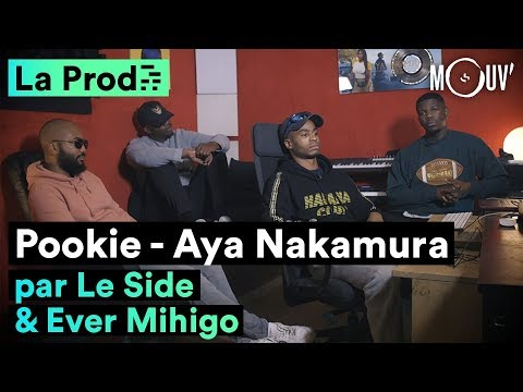 Youtube: Aya Nakamura –«Pookie»: comment Le Side et Ever Mihigo ont créé le hit