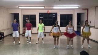 """Apresentação Dança """"Ritmos da Cultura Brasileira"""""""