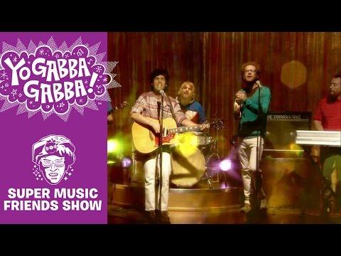 Treasure - Blitzen Trapper - Yo Gabba Gabba!
