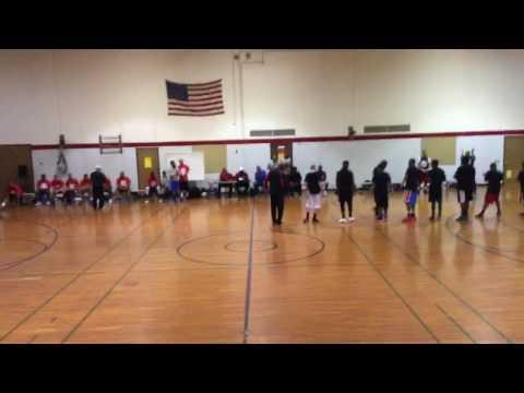 2017 Strong Vincent High School ALUMNI GAME