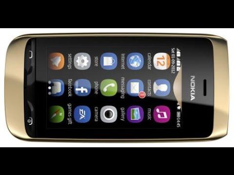Прошивка Nokia Asha 308, RM-838