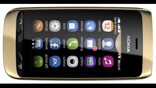 видео Nokia asha 308 не работает сенсор