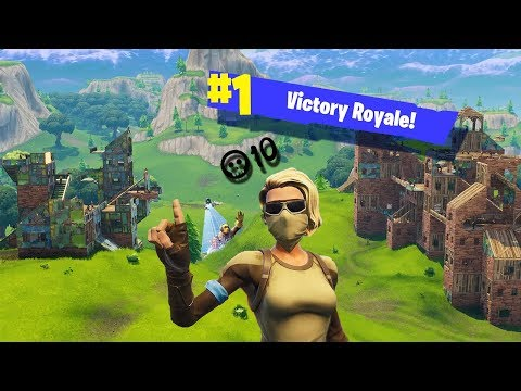 Fortnite: Solo Win