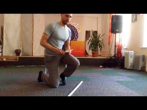 Как править разрыв мениска коленного сустава (только если связки целы!)