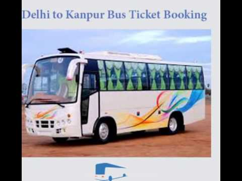 Book Online Bus Ticket From Delhi to Jaipur, Kanpur, Lucknow, Agra, Ahmedabad