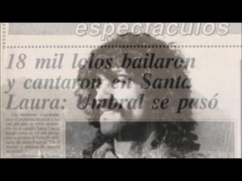 ENCUENTRO DE CANTO POPULAR EN EL ESTADIO SANTA LAURA RADIO UMBRAL 15 ENERO 1988 (COMPLETO)