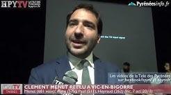 Clément Menet réélu maire de Vic en Bigorre (7 oct 18) | HPyTv La Télé des Pyrénées