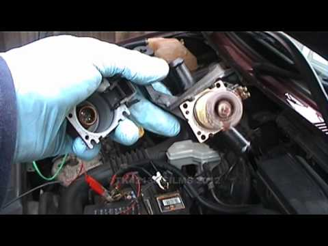 Heater valve stripdown & fault investigation - YouTube