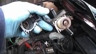 Heater valve stripdown & fault investigation