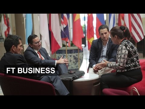 EY World Entrepreneur of the Year | FT Business