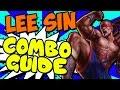 Lee Sin Combo Guide [Ger]