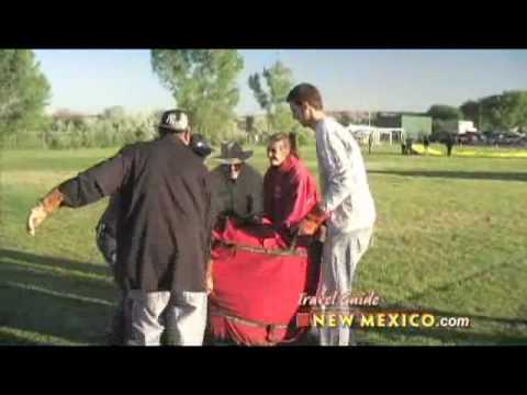 Travel Guide New Mexico tm, Bloomfield, New Mexico, Hot Air Balloon Rally