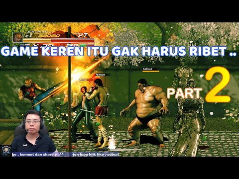THE TAKEOVER PC game Indonesia - MAKIN SERU AJA BOS!! part 2 END - 동영상