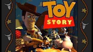 [Rus] Toy Story - Прохождение (Sega Genesis) [1080p60][EPX+]