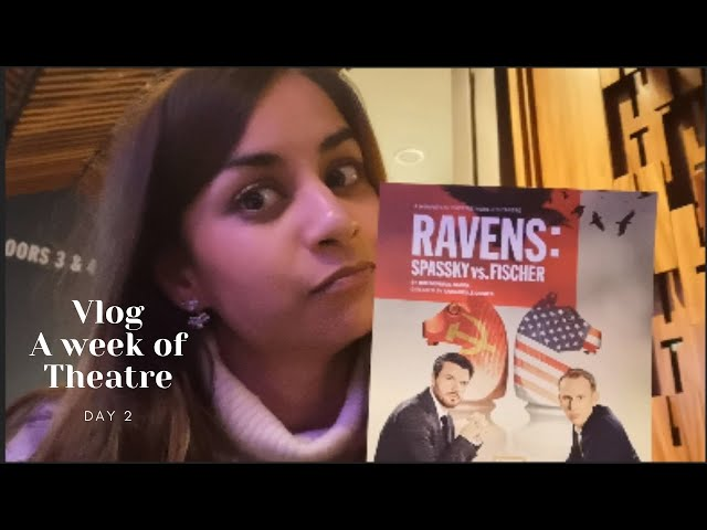 I WALKED OUT OF A SHOW - A week of theatre vlog - Day 2