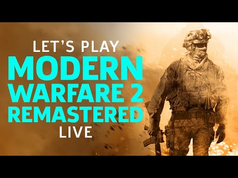 Let's Check Out CoD: Modern Warfare 2 Remastered
