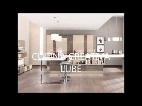 Cucina creativa lube a ferrara youtube for Cucina creativa