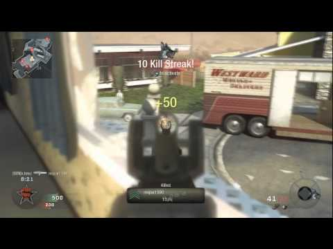 Black Ops: The G11 is Amazing! Flawless FFA!