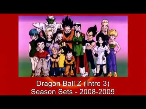 Dragon Ball - All Funimation Intros - 1995-2017