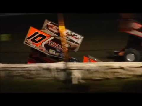 Utica Rome Speedway - April 23, 2017 - ESS Sprint Car Main Race 1