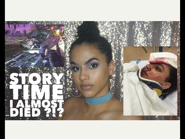 STORY TIME... I ALMOST DIED ?!? Pictures included | Victoria Suarez