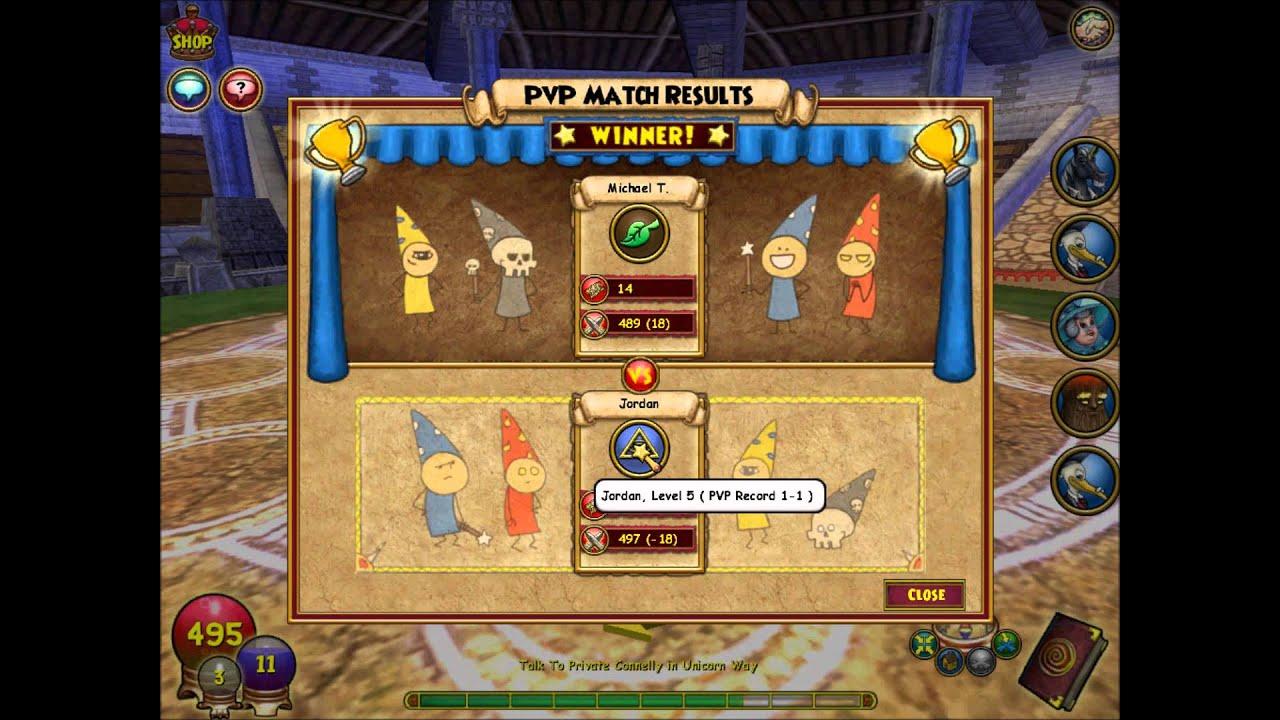 Wizard101 transcendent balance 1v1 guide duelist101.
