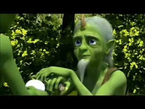 Мультфильм - Шурале (Шүрәле) на татарском языке - YouTube | 360x480