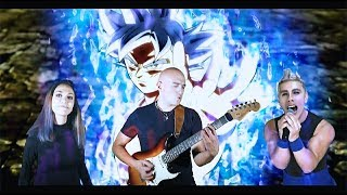 Ultimate Battle Español The Covers Duo ft César Franco Dragon Ball Super