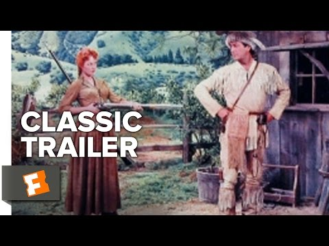 Many Rivers To Cross (1955) Official Trailer - Robert Taylor, Eleanor Park Western Movie HD