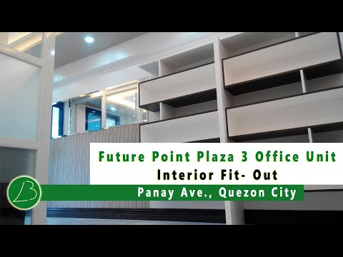 Interior Fit-Out  1.2  (Office) Future Point Plaza 3, Panay Ave. Quezon City, Philippines (2016)